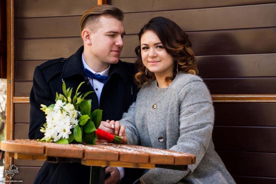 Вікторія та Олег розпис фото