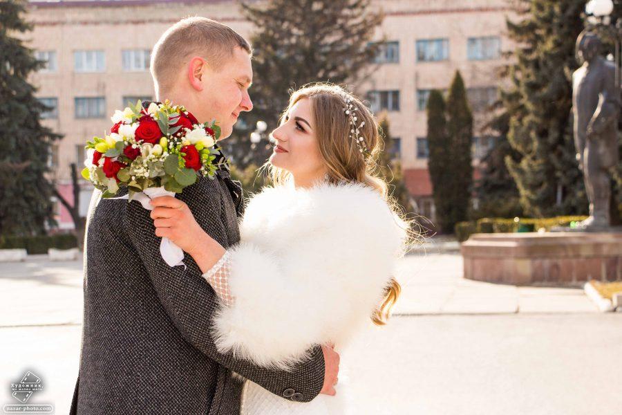 весілля на площі Чортків